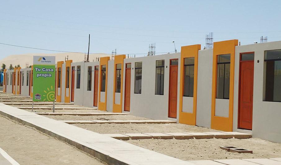 Construccion Viviendas Concreto Lima Peru