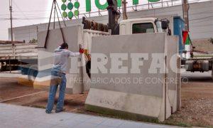 Prefabricados de concreto venta Muros New Jersey