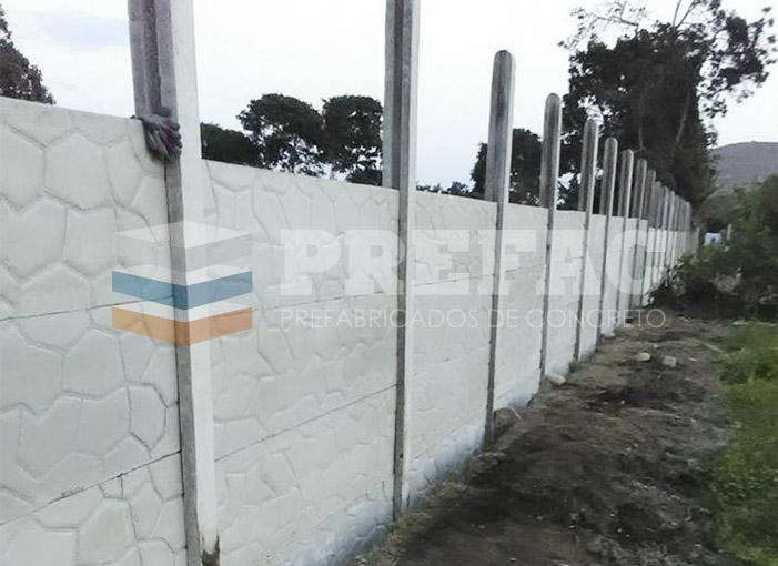 Proyecto Prefabricados Concreto Lima Peru