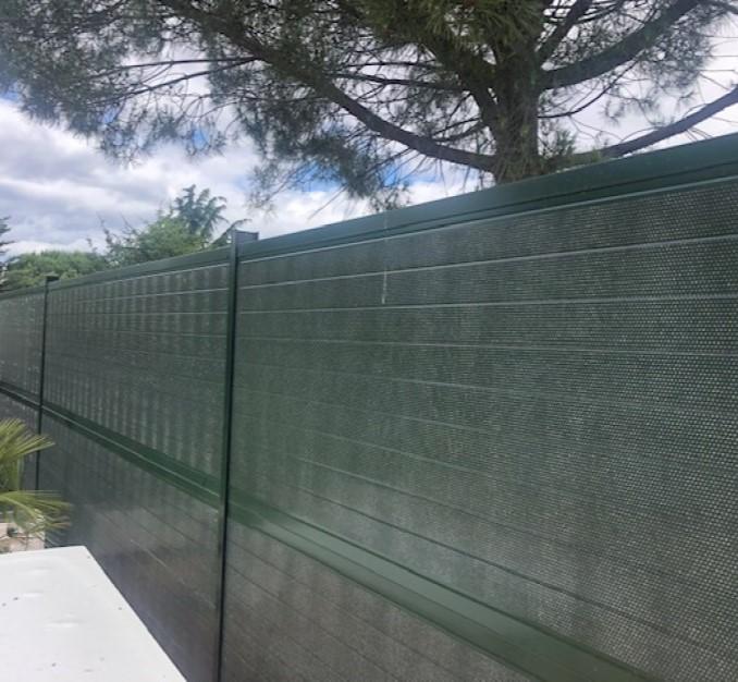 Cercos muros prefabricados de concreto Lima Perú